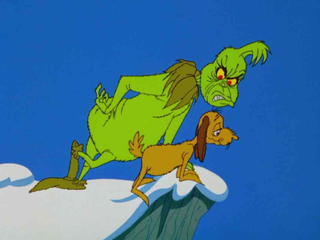 How the Grinch stole Christmas  Lasers monsters and barbarians